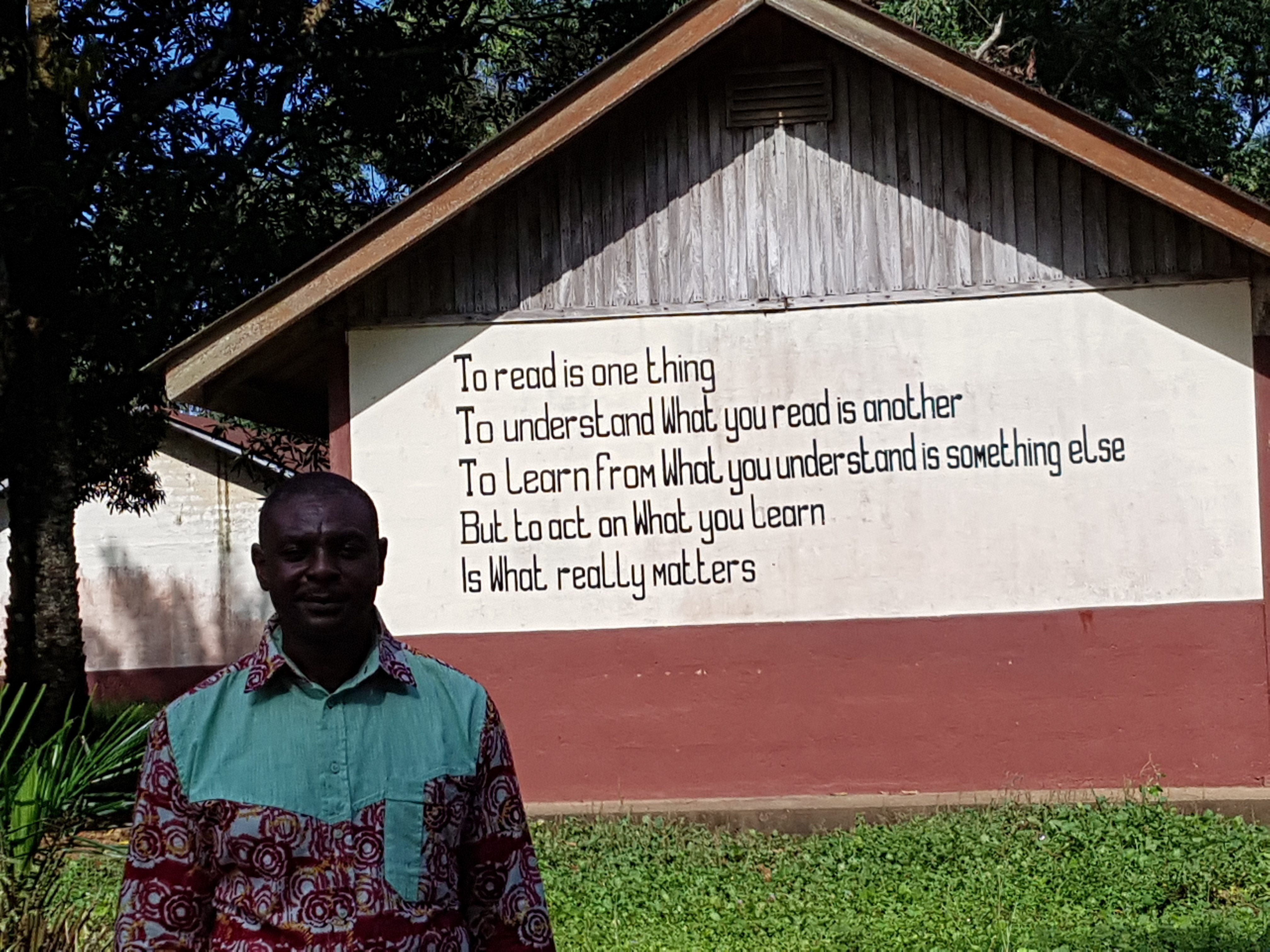 Lernen in Sierra Leone