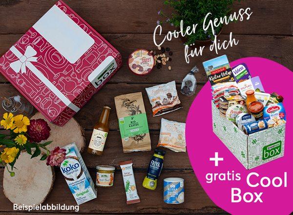 Genuss Box + gratis Cool Box