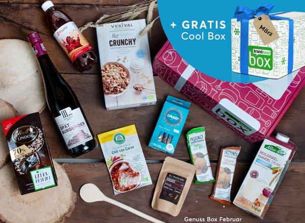 NL genuss box gratis cool
