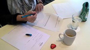 Bild Vorbereitung auf die Abschlussprüfung